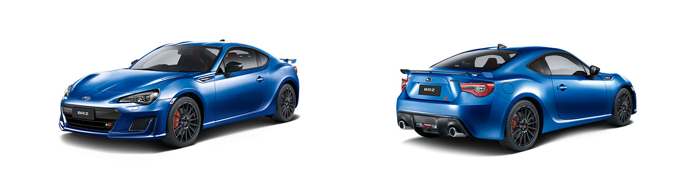 Subaru BRZ Colour Variant 6