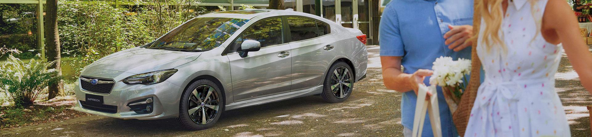 Subaru Impreza Image 6