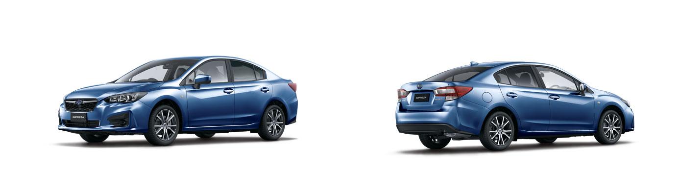 Subaru Impreza Colour Variant 0