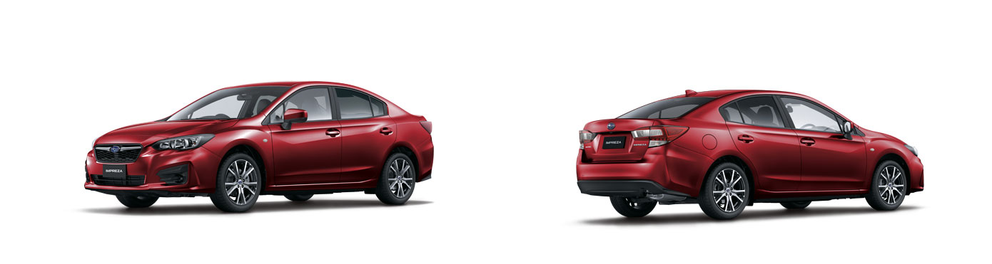 Subaru Impreza Colour Variant 1