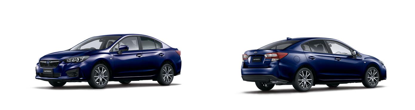Subaru Impreza Colour Variant 2