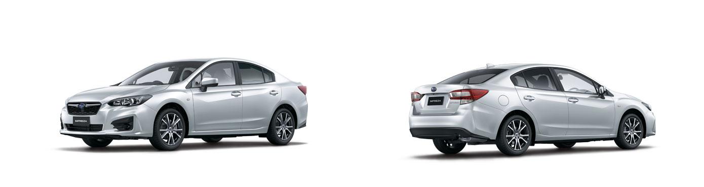 Subaru Impreza Colour Variant 5