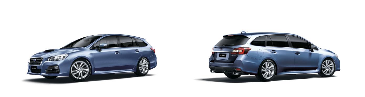 Subaru Levorg Colour Variant 0