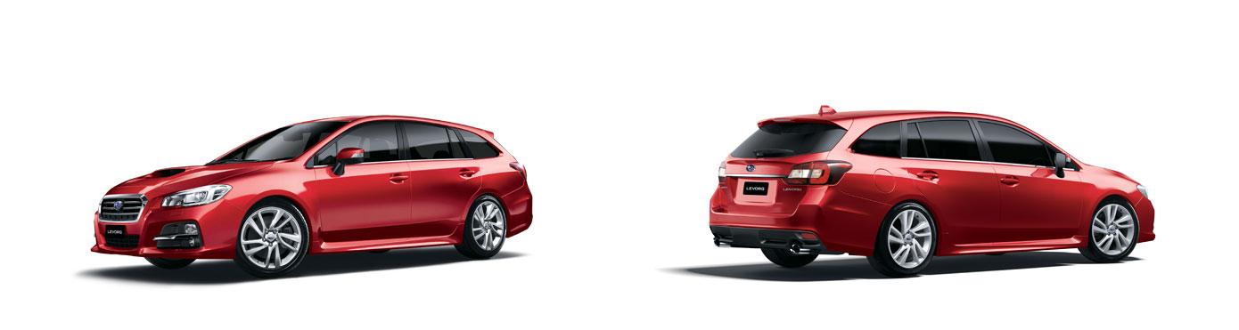 Subaru Levorg Colour Variant 1