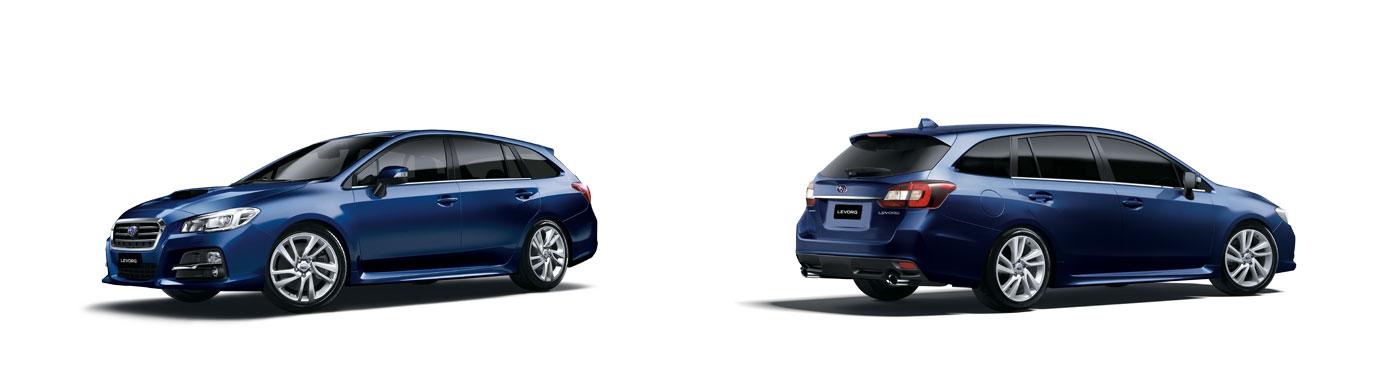 Subaru Levorg Colour Variant 2