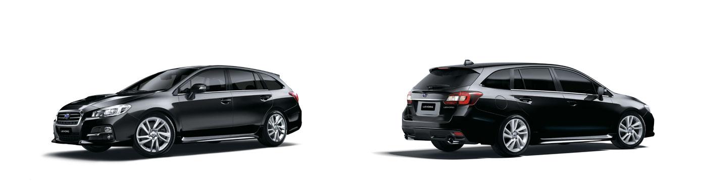 Subaru Levorg Colour Variant 3