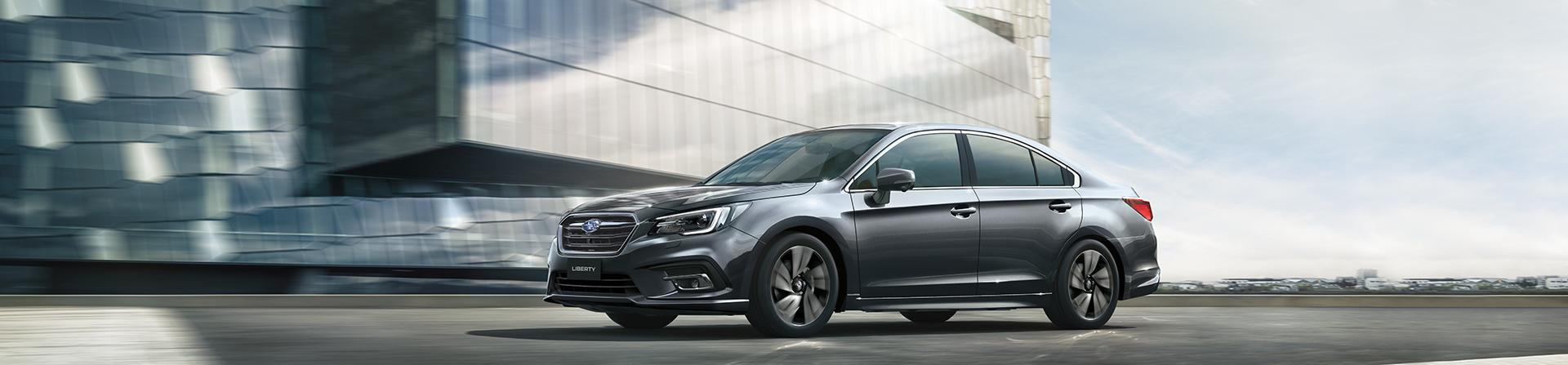Subaru Liberty Image 1