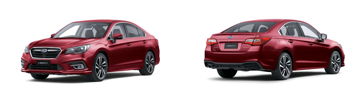 Subaru Liberty Colour Variant 0