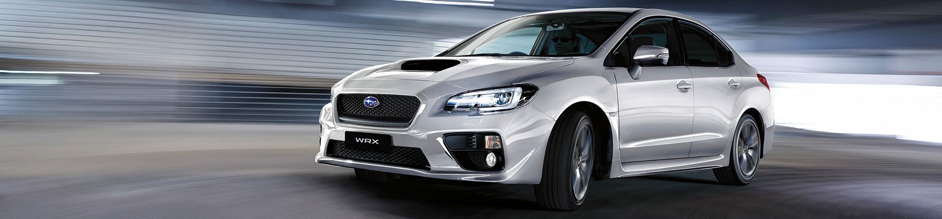 Subaru WRX Image 0