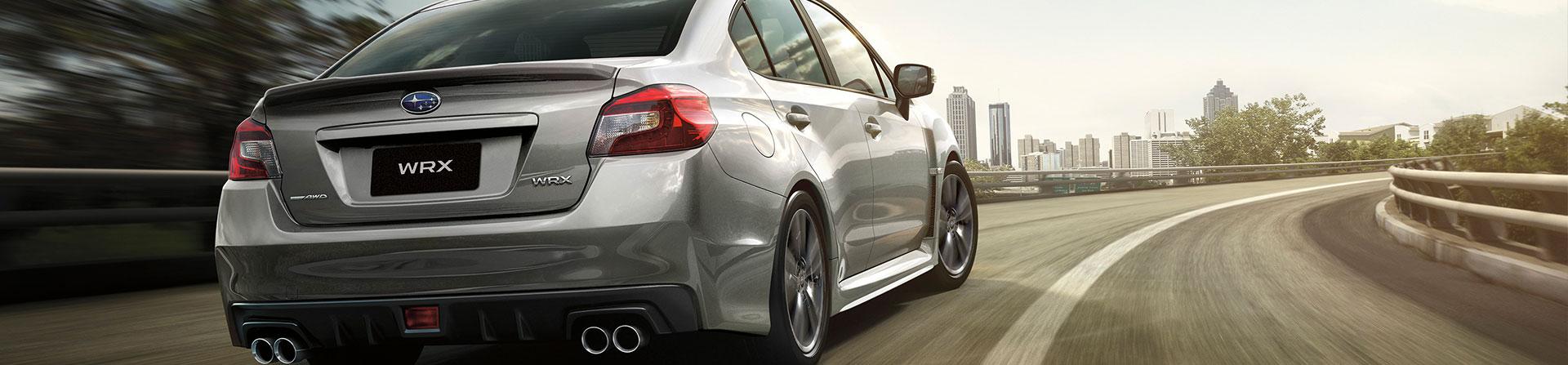 Subaru WRX Image 1