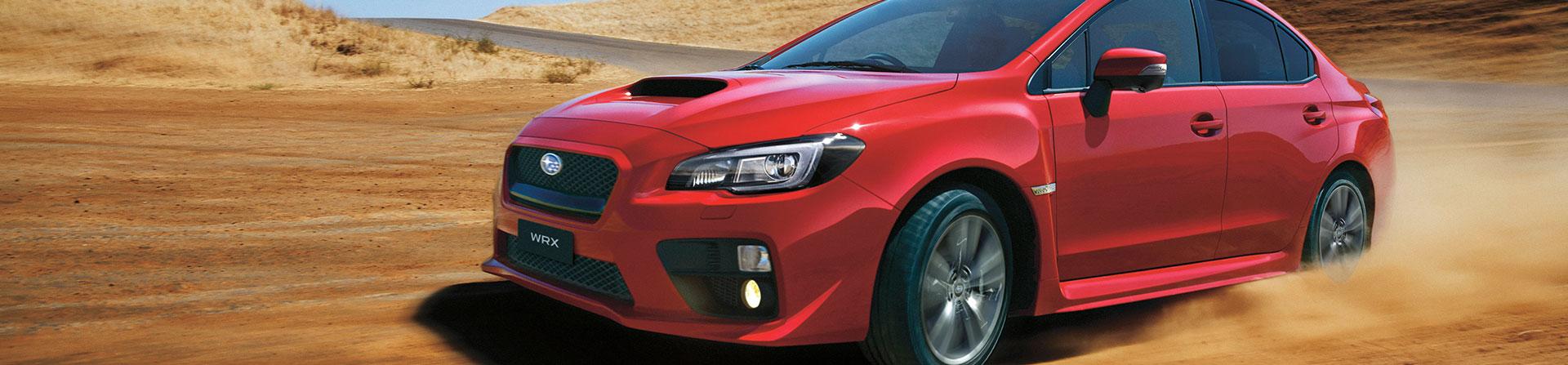 Subaru WRX Image 3
