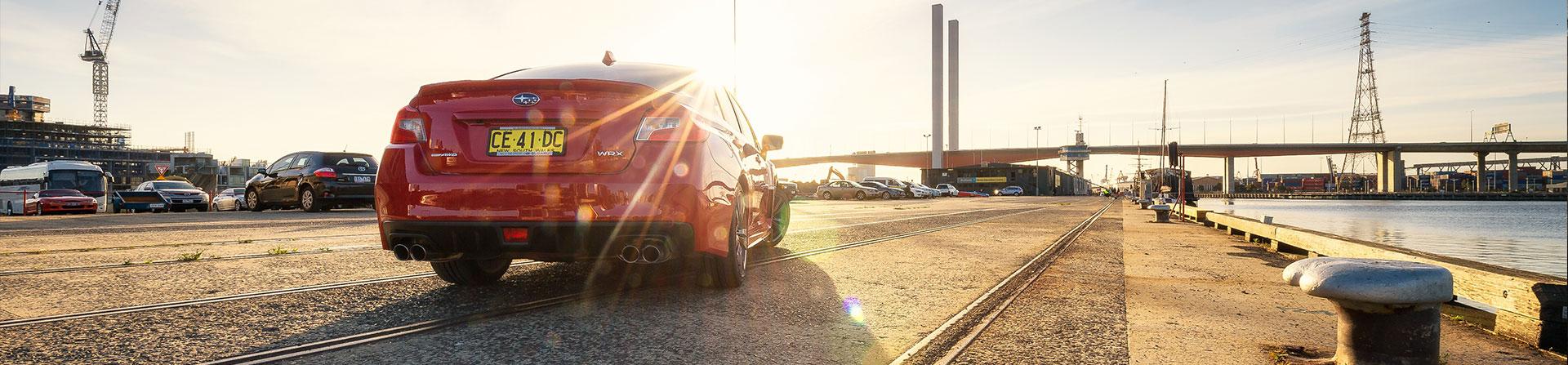 Subaru WRX Image 6