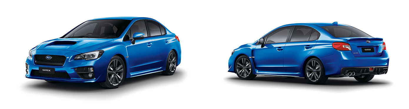 Subaru WRX Colour Variant 0