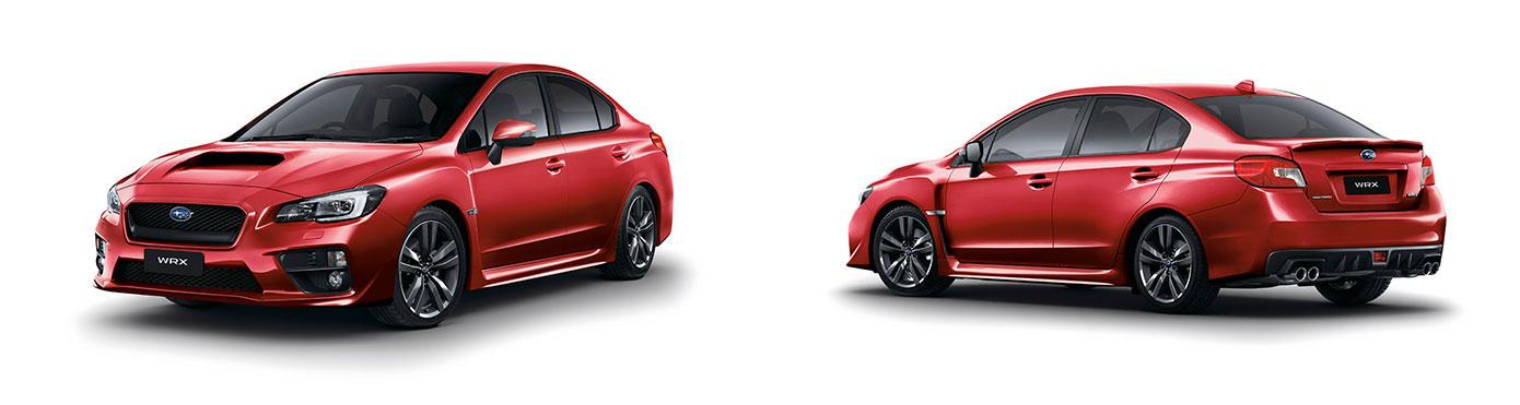Subaru WRX Colour Variant 1