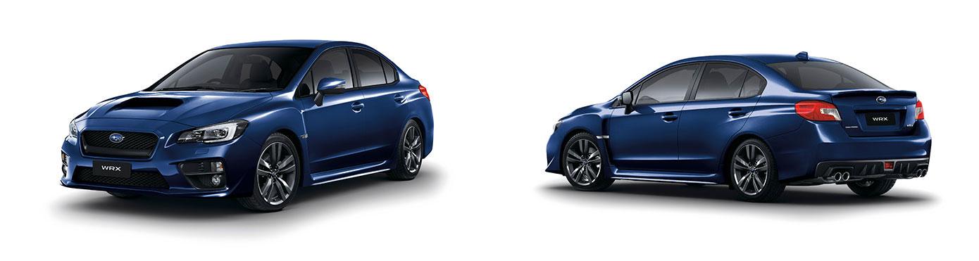 Subaru WRX Colour Variant 2