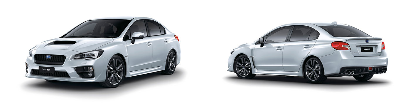 Subaru WRX Colour Variant 5