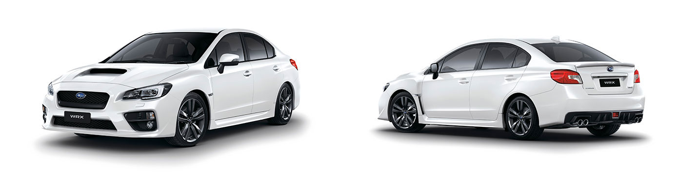 Subaru WRX Colour Variant 6