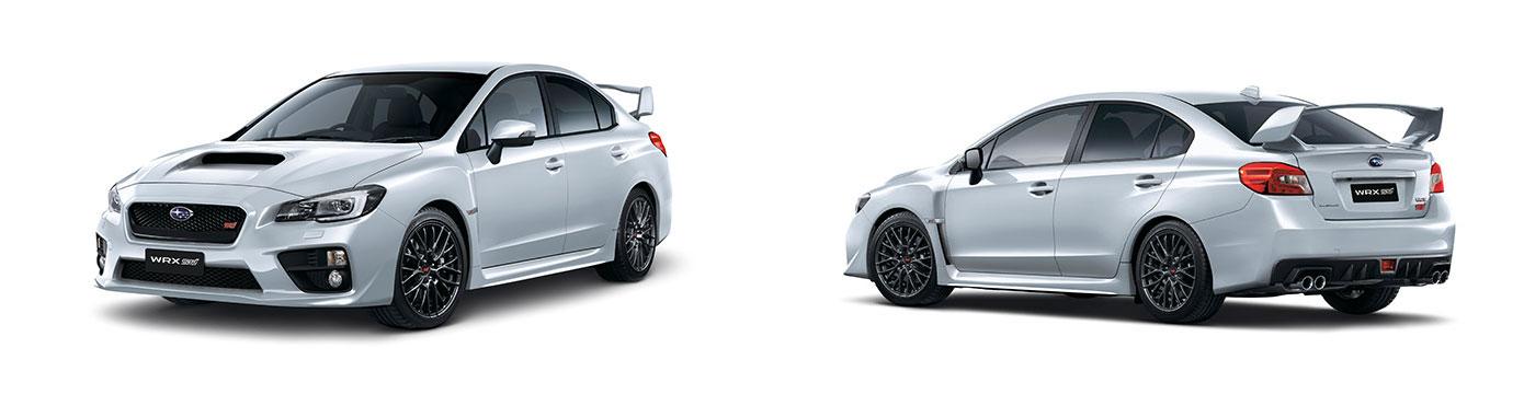 Subaru WRX STI Colour Variant 5
