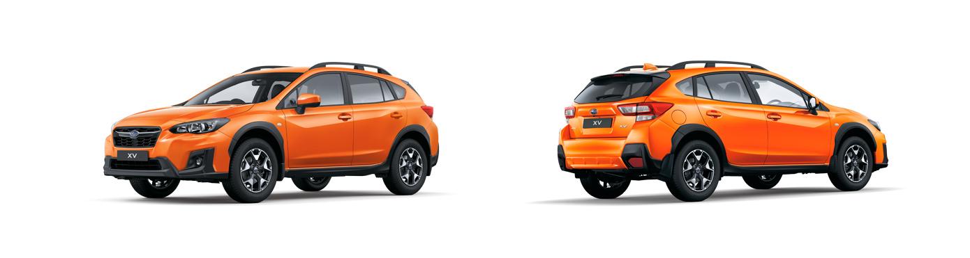 Subaru XV Colour Variant 0