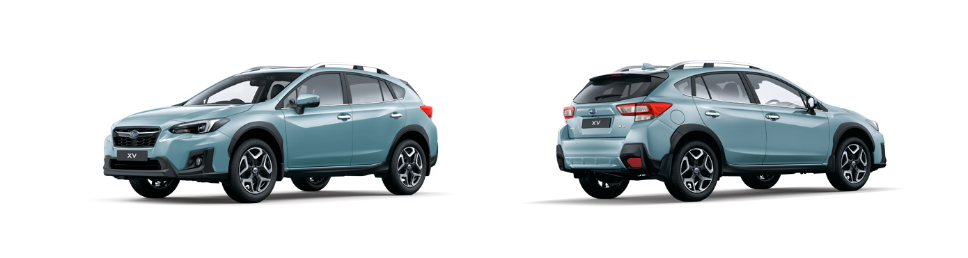 Subaru XV Colour Variant 2