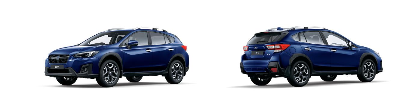Subaru XV Colour Variant 4