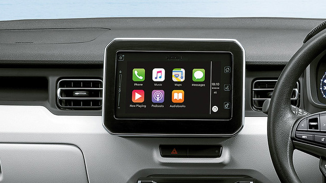 Touchscreen Navigation and Audio