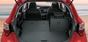 Adjustable Rear Seats
